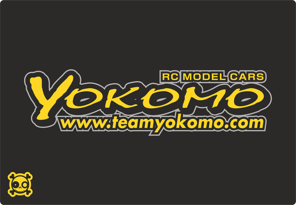 Boardsticker - Yokomo