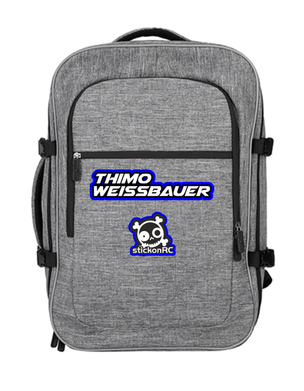 Track-Bag PLUS with name