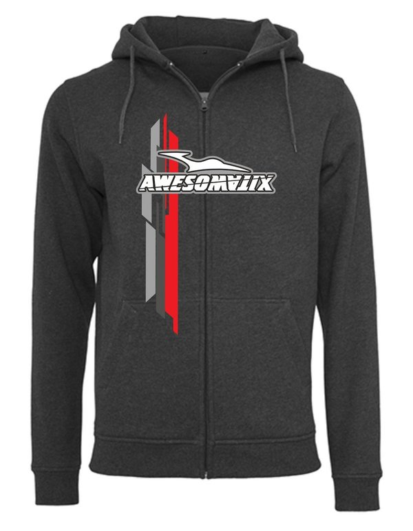 Awesomatix Zip Hoody
