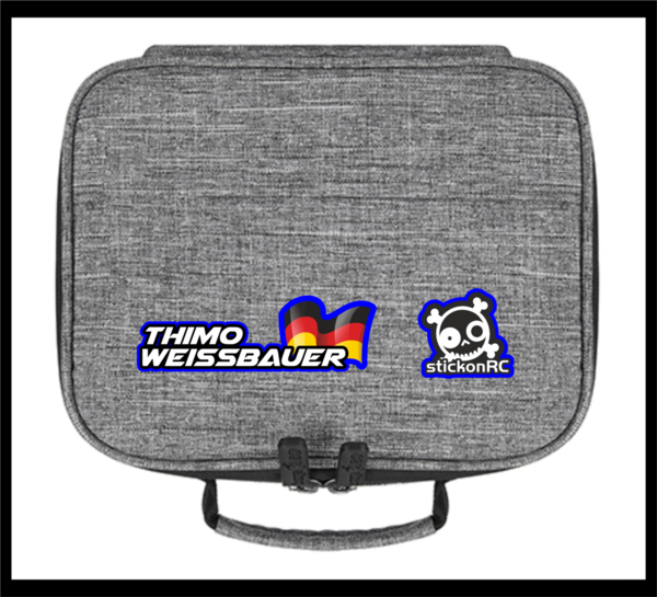 Tool-Bag PLUS with name and flag