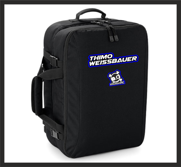 Track-Bag with name