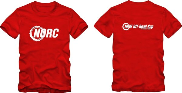 NORC Tshirt 3. with logo on back
